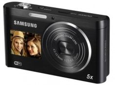 Samsung DV300F Dual-Screen Camera Has Wi-Fi for Fast Sharing