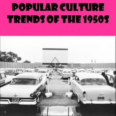 US History Middle School Webquest Lesson Plan: Popular Culture Trends in the 1950's -- This 45-60 minute lesson plan for middle school helps students answer or accomplish the following: How was the culture of the 1950s impacted by international affairs?Which wars took place during this time and how did they affect the culture in the U.S.?How did technology affect the 1950s in the U.S.?How did popular culture change in the 1950s?