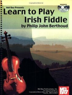 Mel Bay presents Learn to Play Irish Fiddle by Phil John Berthoud, http://www.amazon.com/dp/0786607785/ref=cm_sw_r_pi_dp_IRpRpb1V8HNEG  My other book I learn from!