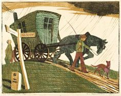 Prints & Graphics - Ethel Louise Spowers - Page 5 - Australian Art Auction Records Australian Artists, American Artists, Sybil Andrews, Linocut Prints, Art Auction, Printmaking, Modern Art, Illustration Art, My Arts