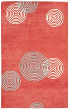 Panache Jetson Coral Rugs   Capel Rugs