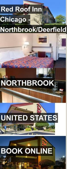 Hotel Red Roof Inn Chicago - Northbrook/Deerfield in Northbrook, United States. For more information, photos, reviews and best prices please follow the link. #UnitedStates #Northbrook #travel #vacation #hotel