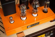 Triode Lab MII Parallel SE Mono Pair for sale. Valve Amplifier, Wall Of Sound, Vacuum Tube, Lab, Handmade, Ideas, Hand Made, Labs, Labradors