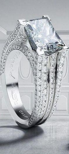 Chopard diamond ring