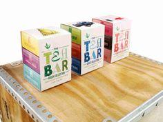 NRG Organic Tea packaging