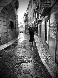 Rainy Day, photography by Rui Palha.
