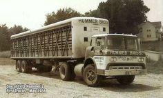 Dump C500 C600 C700 1963 Dodge Medium Cab Truck Original Car Sales Brochure