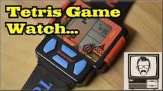 Tetris Game Watch (1990) Inspection | Nostalgia Nerd