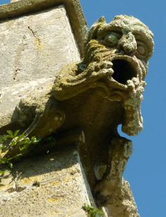 Gargoyles are NOT satanic