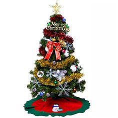 Infant Shining Xmas Finest 4 Feet5 Feet6 Feet Super Premium Artificial Christmas Tree and Ornaments Set 4 Feet ** Want additional info? Click on the image. #XmasSeasonalDcor