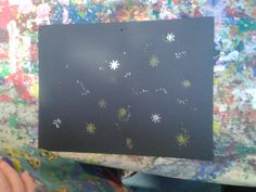 En zie, je hebt een sterrenhemel gemaakt.