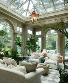 Luxury conservatory