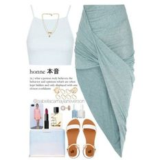 A fashion look from May 2015 featuring rib crop top, calf length skirts and white flat shoes. Browse and shop related looks. Dope Outfits, Skirt Outfits, Casual Outfits, Fashion Outfits, Womens Fashion, Ladies Fashion, Polyvore Outfits, Polyvore Fashion, Fashion Killa