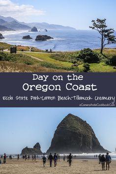 West Coast Trip:Day 10 Oregon Coast
