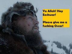 Leonardo DiCaprio's Pre-Oscar Anxiety Explained In 7 Pictures - #LeonardoDiCaprio   #OscarNoms  #Oscars  #actor