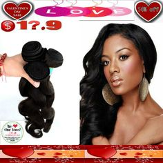 virgin hair valentine's day sale