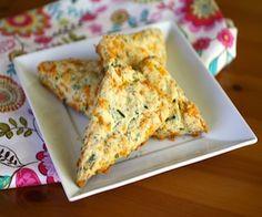 Savory Broccoli, Cheddar Scones
