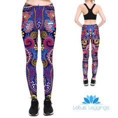 Psychedelic Leggings Capri Leggings, Women's Leggings, Leggings Are Not Pants, Capri Pants, Compression Pants, Second Skin, Best Brand, Jogging, Psychedelic