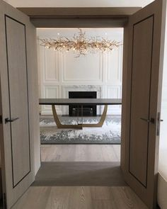 We are installing a project overlooking Hyde Park all of this week and it's so satisfying seeing all - sophiepatersoninteriors Luxury Interior, Interior Design, New Property, Dining Room Inspiration, Grey Oak, Spacious Living Room, Hyde Park, Rustic Chic, Living Room Interior