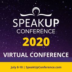 The writing and speaking conference I've always wanted to go to!
