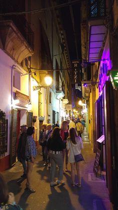 Abends in Palma… #Mallorca