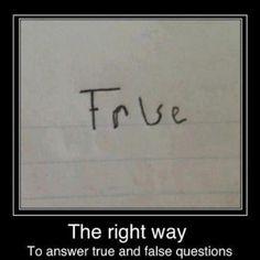 Exactly correct!