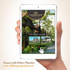 Want to get the best real estate advice for your future investments? Connect with Hebron Properties by visiting our website today.