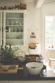 Be kind | Kitchens