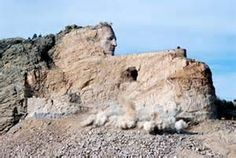 Crazy Horse Monument - Bing images