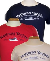 Hatteras Wear - Product Catalog - Ladies