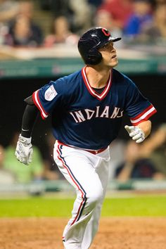 city royals v cleveland indians in this photo tyler naqui tyler naquin ...