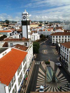 Ponta Delgada, Azores | Flickr - Photo Sharing! Portugal I want to live here someday