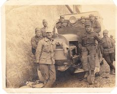 Austrian truck WWI My Ancestors, Wwi, Military Jacket, Truck, History, Field Jacket, Trucks, Track
