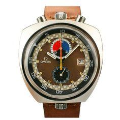 1969 OMEGA Seamaster chronograph bullhead ref.146.011