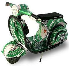 beer scooter