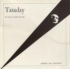Tasaday, Die Form & Nulla Iperreale - Aprirsi Nel Silenzio (1984)