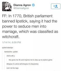 Ain't no clapback like a feminist clapback.