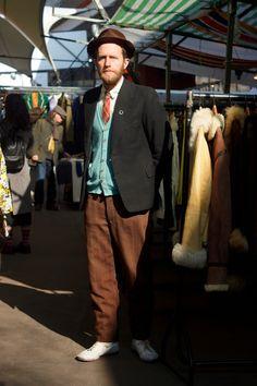 "meoutfit : meoutfit # 1457 ""Vintage style in Portobello Rd"""