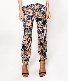Love this Spanish Rose Suzette Pants by Pink Stitch on #zulily! #zulilyfinds