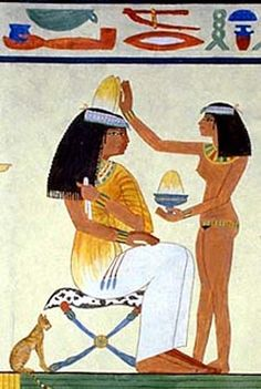 Women in Ancient Egypt - Hair and Make-up