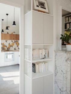 A Modern Haussmannien Flat in the Heart of Paris , http://www.interiordesign-world.com/a-modern-haussmannien-flat-in-the-heart-of-paris/