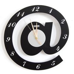 Cheap clock decor, Buy Quality clock wall directly from China clock green Brand NewModern Creative Design wall clock, a special decor on the wall wall clock/High quality wall clock/Dec Diy Clock, Clock Decor, Creative Walls, Creative Design, Web Languages, Logo Shapes, Wall Clock Design, Clock Wall, Romantic Room