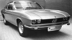 BMW 3000 V8 Coupé