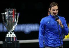 Roger Federer @ Laver Cup
