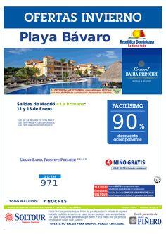 Playa Bávaro (Rep. Dominicana) 90% Grand Bahía Príncipe Premier / Bávaro, salidas 11 y 13 Enero desde Madrid ultimo minuto - http://zocotours.com/playa-bavaro-rep-dominicana-90-grand-bahia-principe-premier-bavaro-salidas-11-y-13-enero-desde-madrid-ultimo-minuto/