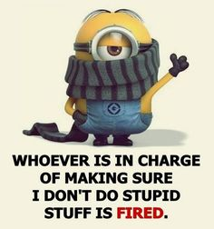 Funny minion quotes of the week (50 pics)