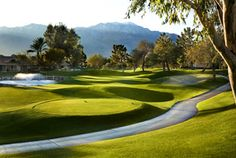 The Westin Mission Hills Resort & Spa. A relaxing desert retreat in Palm Springs, California.  #travel  #golf #california
