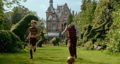 Where was Miss Peregrine's Home for Peculiar Children filmed? ~ Atlas of Wonders