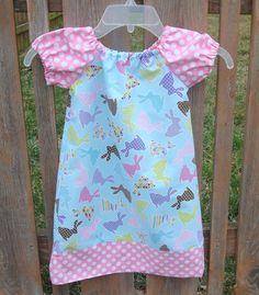 cute bunny dress $30