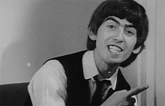 The Beatles Photo: George Harrison Beatles Love, John Lennon Beatles, Beatles Songs, George Harrison, Bug Boy, Best Friends For Life, The Fab Four, Wife And Girlfriend, Ringo Starr